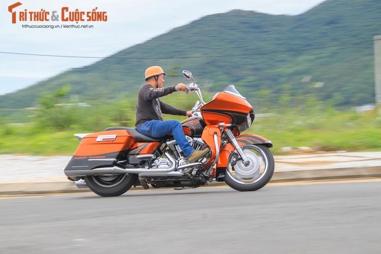 "Harley-Davidson Road Glide ""giat"" CVO tien ty tai Da Nang-Hinh-9"