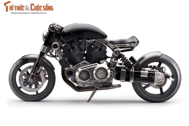 """Soi Hellcat X420 """"made in Vietnam"""" cua dan choi Ha Noi"""