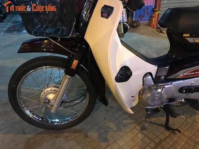 """Honda Dream II Thai """"dap thung"""" khung nhat Viet Nam-Hinh-3"""