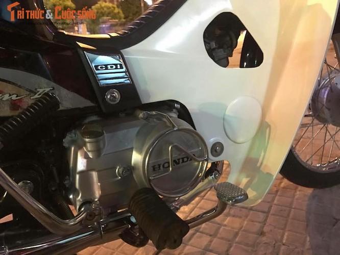 """Honda Dream II Thai """"dap thung"""" khung nhat Viet Nam-Hinh-7"""
