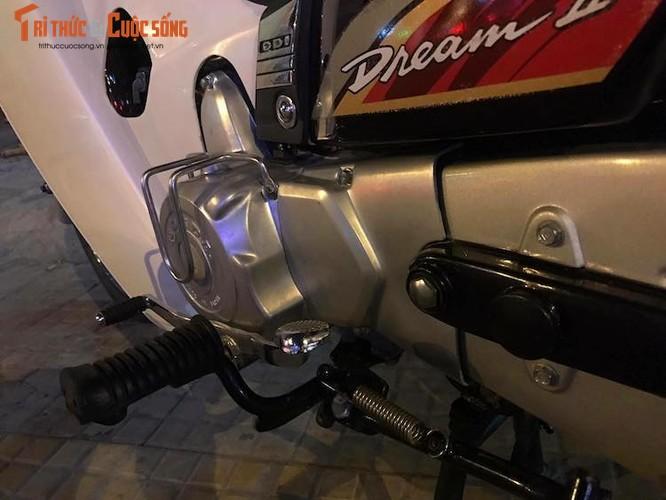 """Honda Dream II Thai """"dap thung"""" khung nhat Viet Nam-Hinh-8"""
