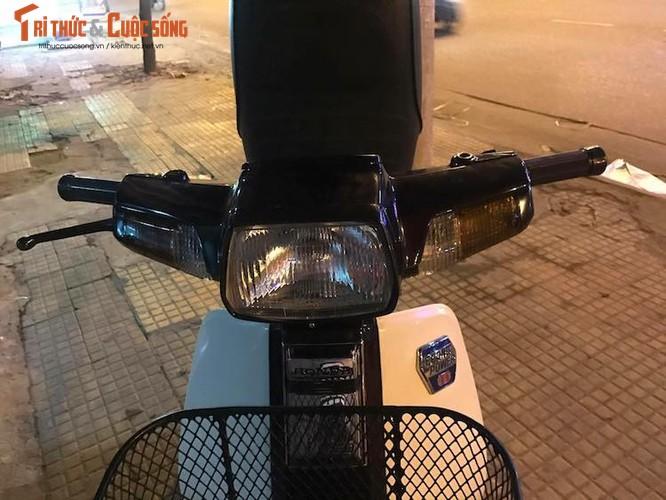 """Honda Dream II Thai """"dap thung"""" khung nhat Viet Nam-Hinh-9"""