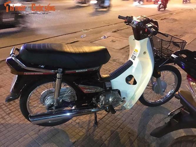 """Honda Dream II Thai """"dap thung"""" khung nhat Viet Nam"""
