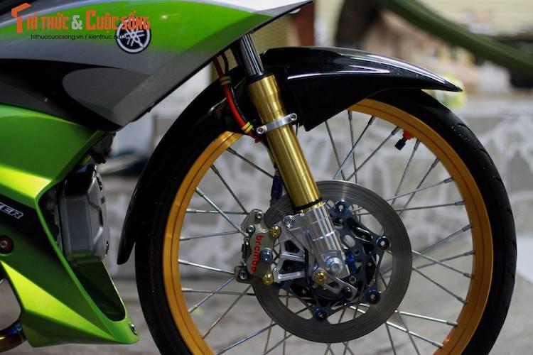 "Yamaha Jupiter do phong cach X1 ""sieu doc"" cua biker Viet-Hinh-3"