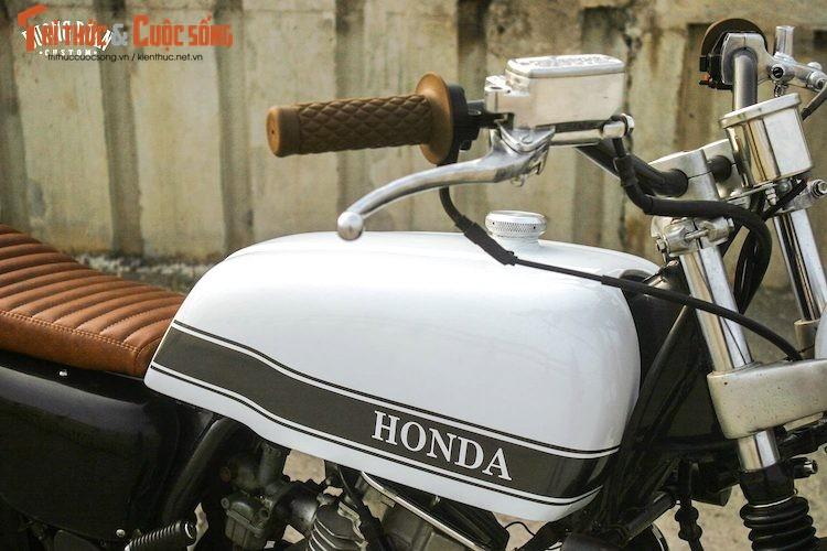 Honda Master 125 do brat tracker