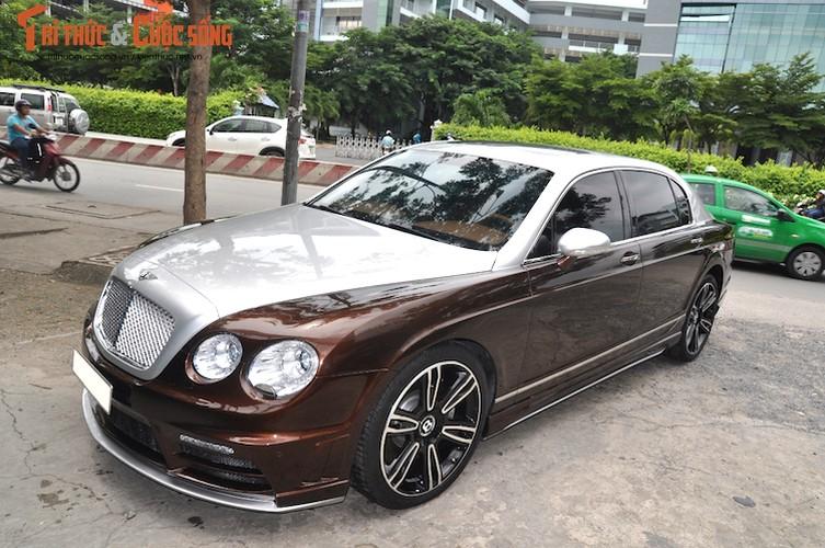 Dan choi Sai Gon chi 650 trieu do xe sang Bentley