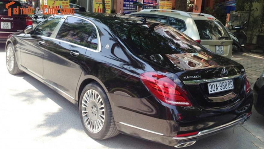 Diem mat Mercedes-Maybach 14 ty