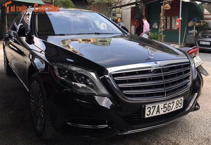 "Loat xe Mercedes-Maybach S600 tien ty ""bien khung"" tai VN-Hinh-2"