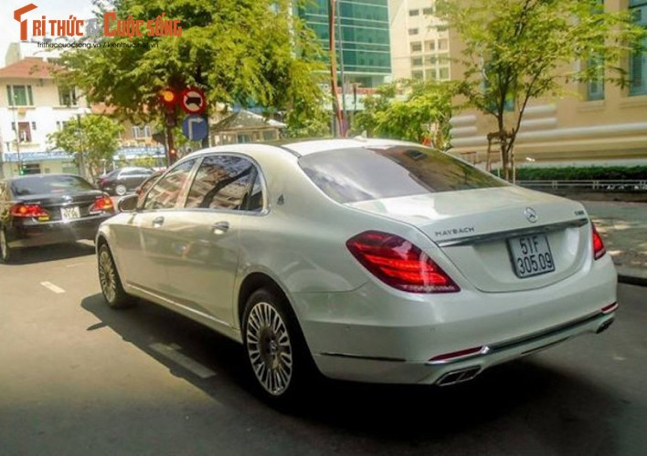 "Loat xe Mercedes-Maybach S600 tien ty ""bien khung"" tai VN-Hinh-9"