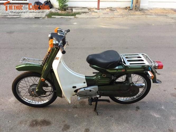 "Hang hiem Yamaha Mate 50 ""dau"" Honda Super Cub tai VN-Hinh-10"