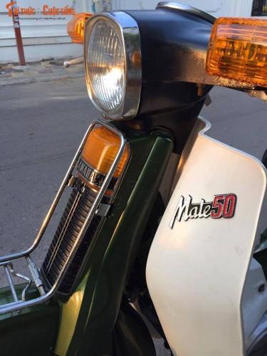"Hang hiem Yamaha Mate 50 ""dau"" Honda Super Cub tai VN-Hinh-2"
