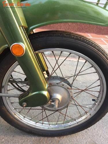 "Hang hiem Yamaha Mate 50 ""dau"" Honda Super Cub tai VN-Hinh-3"
