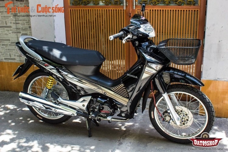 "Honda Future Neo ""giat"" len Wave 125i Thai tai Viet Nam"