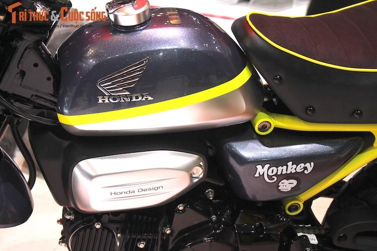 "Can canh ""xe khi"" Honda Monkey 125 dau tien tai Viet Nam-Hinh-6"