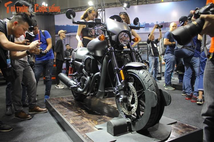 "Harley-Davidson Street Rod ""chot gia"" hon 400 trieu tai VN-Hinh-2"