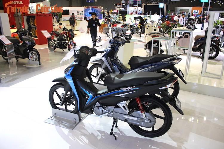 """Diem mat """"xe choi"""" cua Honda tai trien lam VMCS 2017-Hinh-3"""