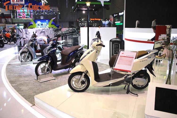 """Diem mat """"xe choi"""" cua Honda tai trien lam VMCS 2017-Hinh-4"""