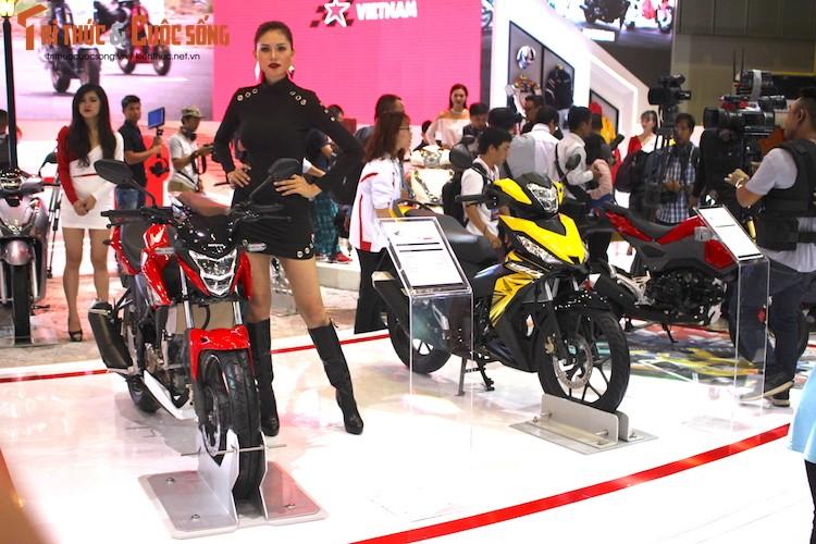 """Diem mat """"xe choi"""" cua Honda tai trien lam VMCS 2017-Hinh-5"""