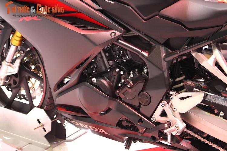 "Chi tiet ""hang nong"" Honda CBR250RR dau tien tai Viet Nam-Hinh-8"