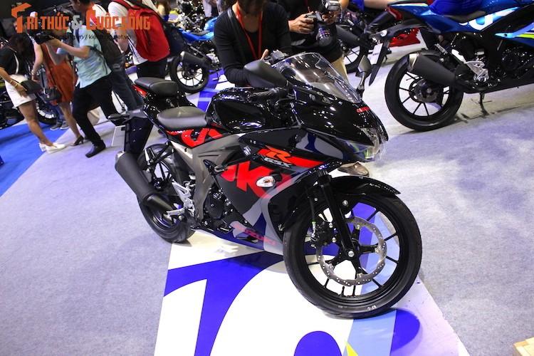 """Suzuki GSX-R150 """"chot gia"""" hon 70 trieu dong tai VN"""