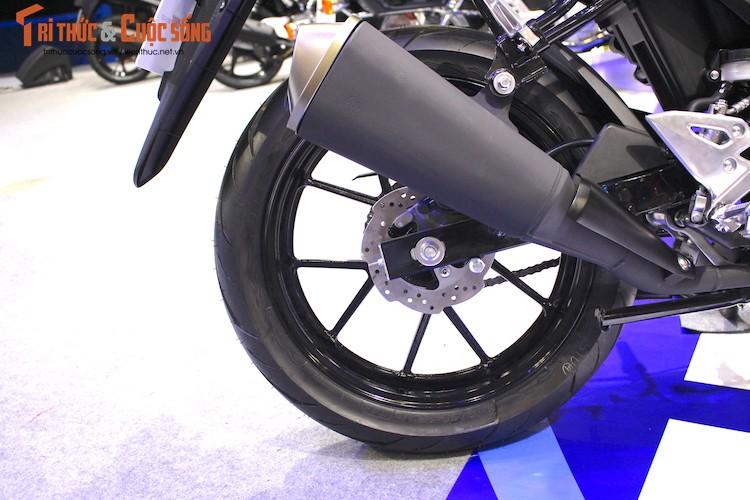 "Naked-bike Suzuki GSX-S150 tai Viet Nam ""chot gia"" the nao?-Hinh-10"