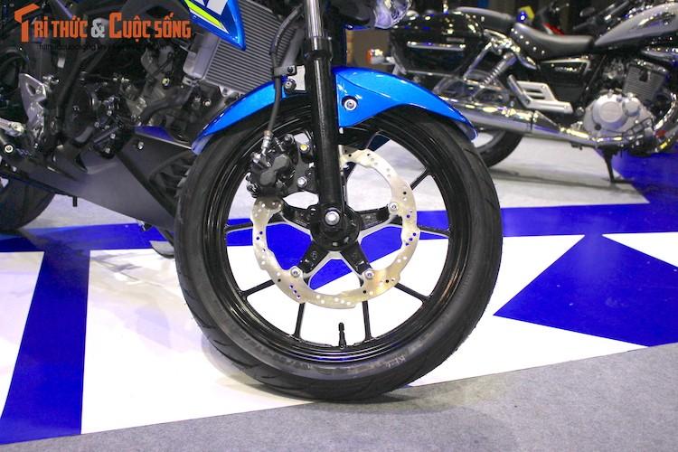 "Naked-bike Suzuki GSX-S150 tai Viet Nam ""chot gia"" the nao?-Hinh-3"