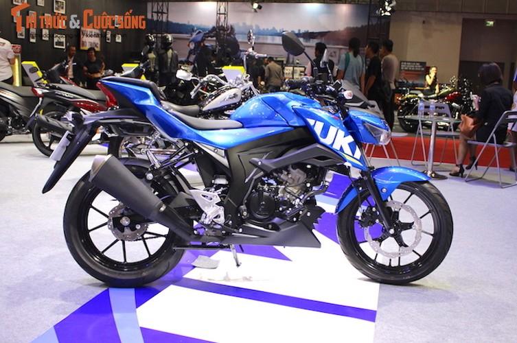 "Naked-bike Suzuki GSX-S150 tai Viet Nam ""chot gia"" the nao?-Hinh-6"