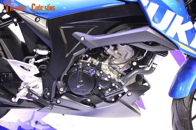 "Naked-bike Suzuki GSX-S150 tai Viet Nam ""chot gia"" the nao?-Hinh-8"