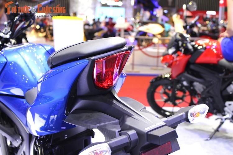 "Naked-bike Suzuki GSX-S150 tai Viet Nam ""chot gia"" the nao?-Hinh-9"