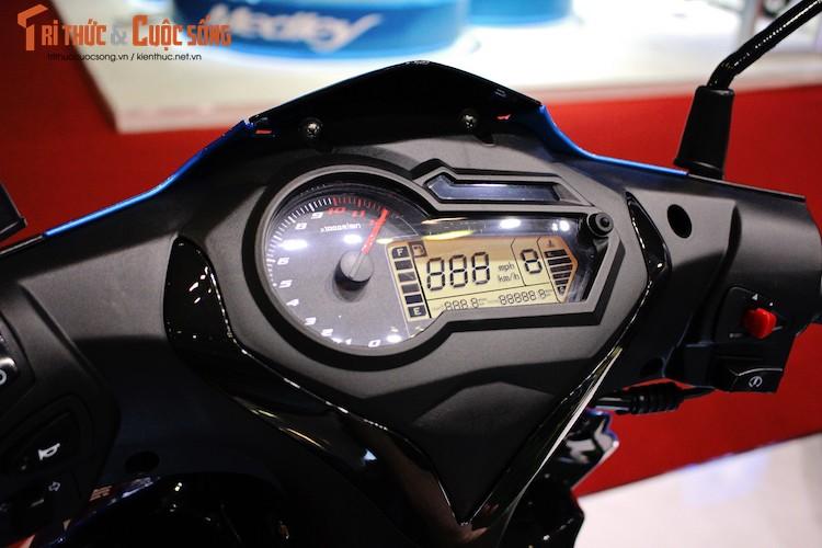 "Benelli RFS 150i co gi de ""dau"" Exciter va Winner tai VN?-Hinh-5"