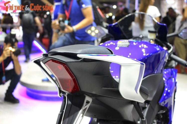 """Sieu moto Yamaha R6 2017 chinh hang """"cap ben"""" Viet Nam-Hinh-10"""