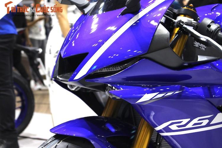 """Sieu moto Yamaha R6 2017 chinh hang """"cap ben"""" Viet Nam-Hinh-12"""