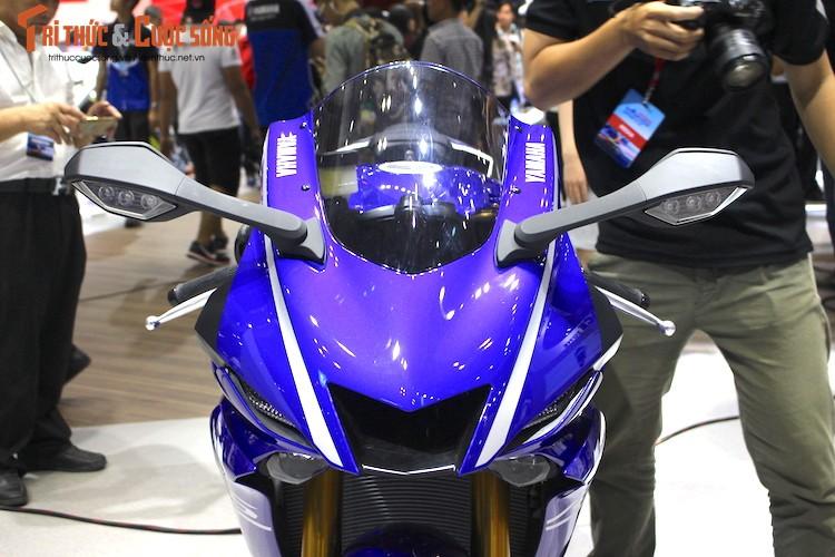 """Sieu moto Yamaha R6 2017 chinh hang """"cap ben"""" Viet Nam-Hinh-3"""
