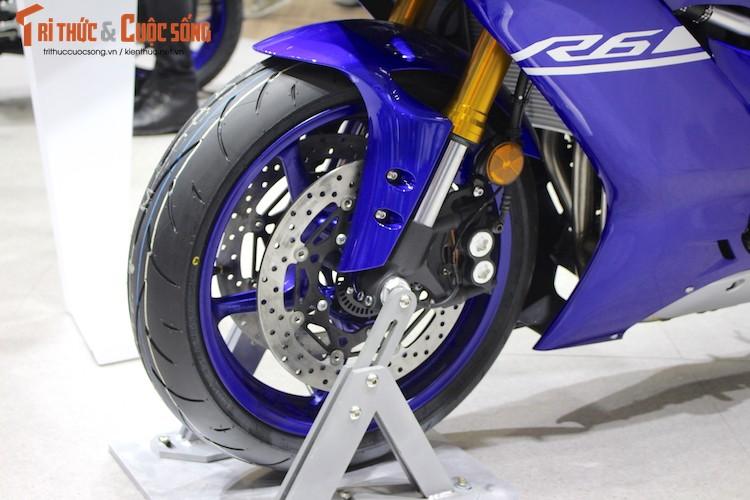 """Sieu moto Yamaha R6 2017 chinh hang """"cap ben"""" Viet Nam-Hinh-4"""