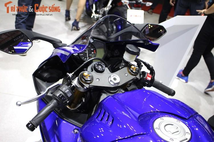 """Sieu moto Yamaha R6 2017 chinh hang """"cap ben"""" Viet Nam-Hinh-6"""