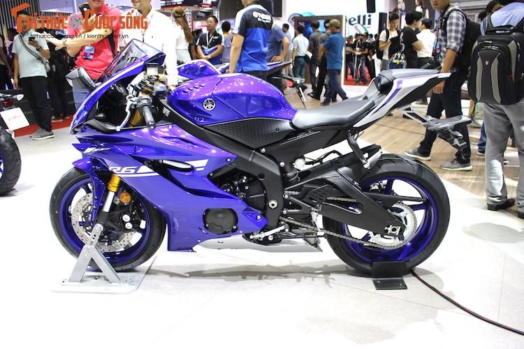 """Sieu moto Yamaha R6 2017 chinh hang """"cap ben"""" Viet Nam-Hinh-7"""