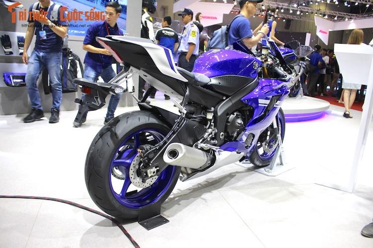 """Sieu moto Yamaha R6 2017 chinh hang """"cap ben"""" Viet Nam-Hinh-9"""