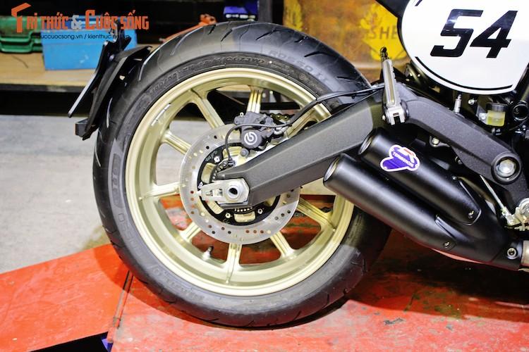 """""""Ca phe Y"""" Ducati Scrambler Cafe Racer gia 431 trieu dong-Hinh-8"""