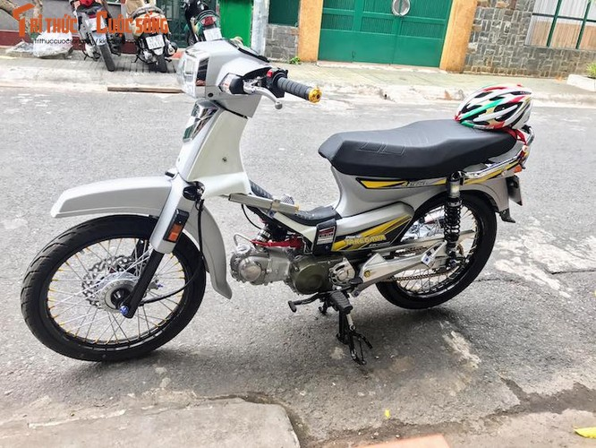 Honda Dream II do hon 200 trieu tai Viet Nam