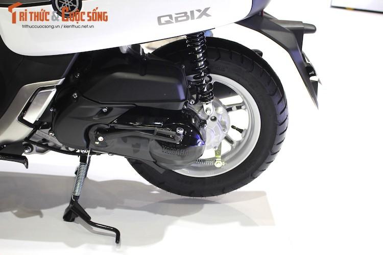 "Xe may tay ga mini ""hang doc"" Yamaha QBIX tai Viet Nam-Hinh-8"