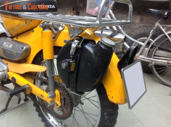 "Honda Super Cub CT90 Trail ""sieu hiem"" tai Viet Nam-Hinh-10"