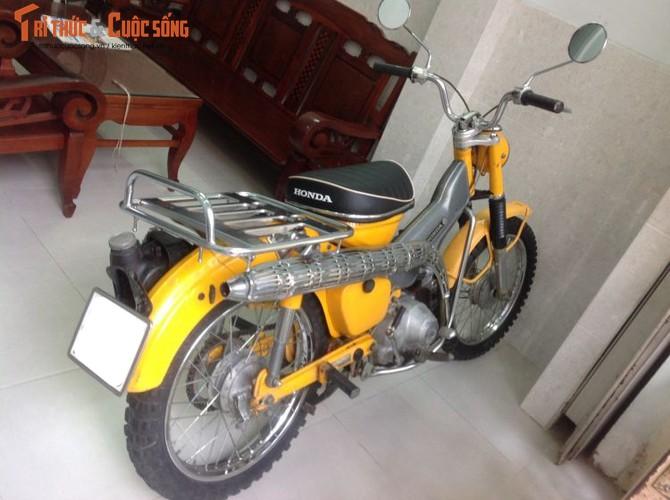 "Honda Super Cub CT90 Trail ""sieu hiem"" tai Viet Nam-Hinh-11"