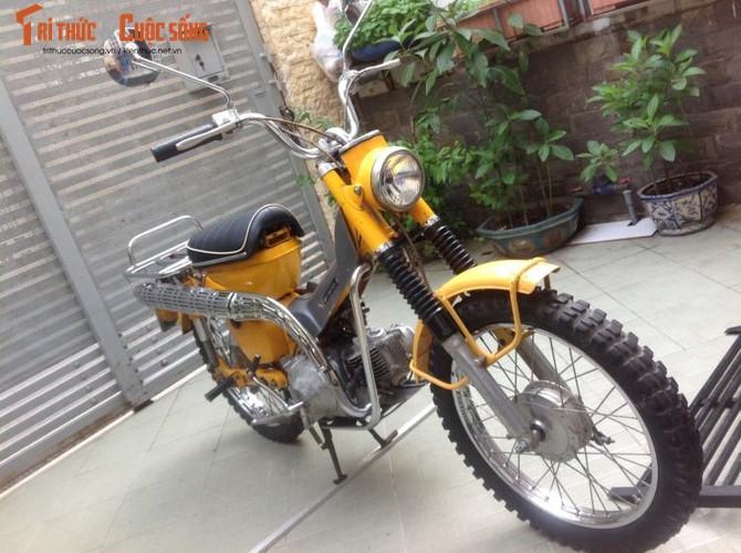 "Honda Super Cub CT90 Trail ""sieu hiem"" tai Viet Nam-Hinh-2"