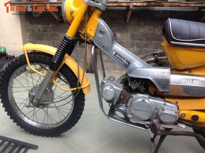 "Honda Super Cub CT90 Trail ""sieu hiem"" tai Viet Nam-Hinh-3"