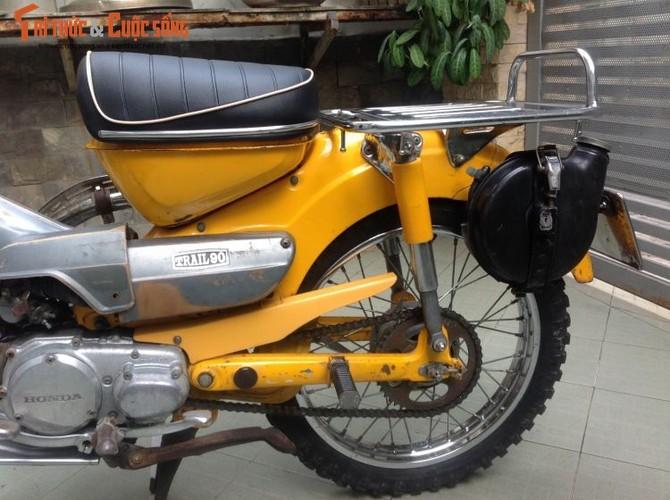 "Honda Super Cub CT90 Trail ""sieu hiem"" tai Viet Nam-Hinh-5"