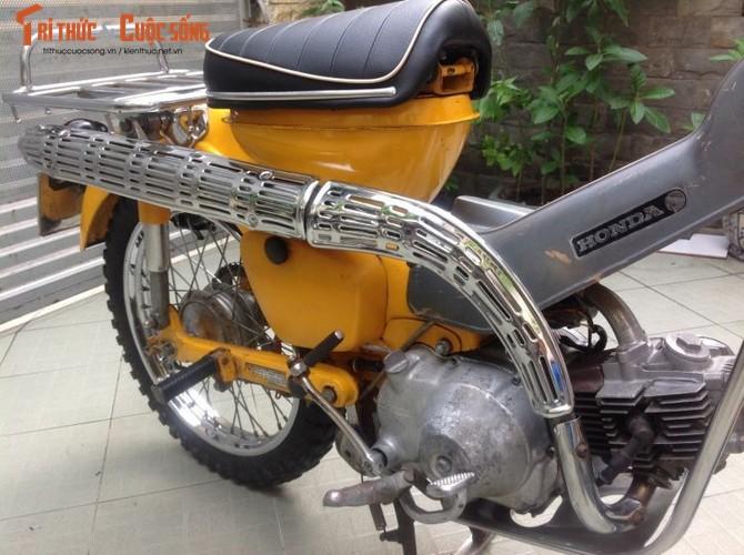 "Honda Super Cub CT90 Trail ""sieu hiem"" tai Viet Nam-Hinh-9"