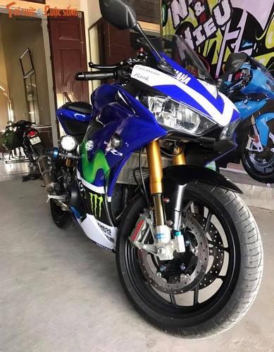 """Moto Yamaha R3 do do choi """"khung"""" tai thanh Nam-Hinh-3"""
