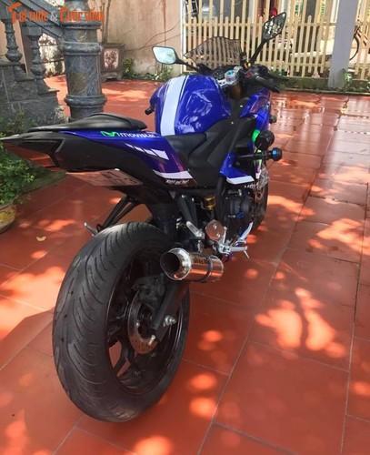 """Moto Yamaha R3 do do choi """"khung"""" tai thanh Nam-Hinh-7"""
