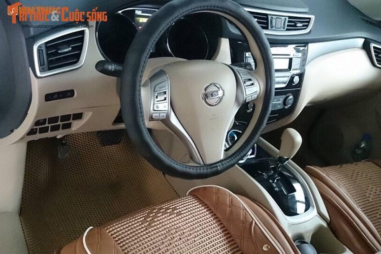 """Nissan X-Trail """"mat khach"""" tham hai sau 1 thang tai VN-Hinh-7"""