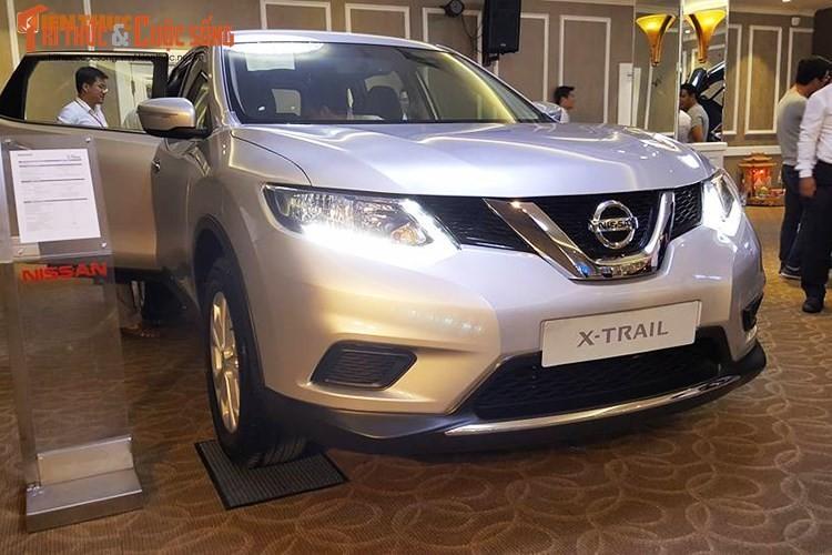 """Nissan X-Trail """"mat khach"""" tham hai sau 1 thang tai VN"""